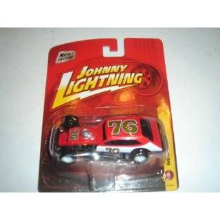 2011 Johnny Lightning R17 Ford Pinto Modified Red / White (New Casting