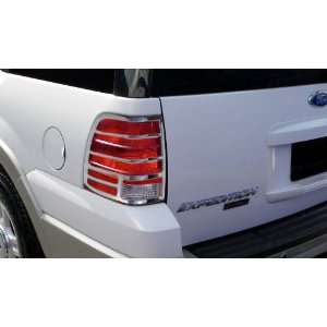 2003 2006 Ford Expedition SES Chrome Tail Light Trim