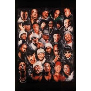 Shakur RAP POSTER print Resurrection Hip Hop   13x19