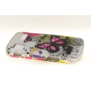 Samsung Focus i917 Hard Case Cover for Butterfly Cell