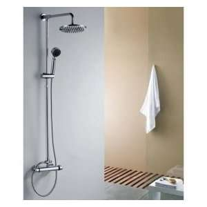 3 Year Warranty Chrome Wall mount Shower Faucet