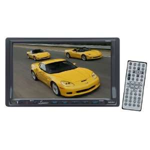 Lanzar SDN70U 7 Double Din TFT Touch Screen DVD/VCD/CD//MP4/CD R