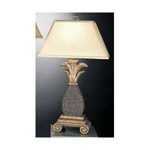European Crossroads Tropical / Safari Table Lamp from the European