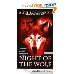 Night of the Wolf (Legends of the Wolves) Alice Borchardt