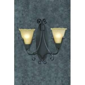 Versailles   Two Light Wall Sconce   Versailles