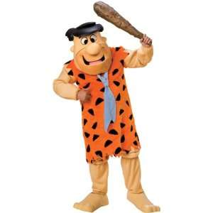 Lets Party By Rubies Costumes The Flintstones   Fred Flintstone Mascot