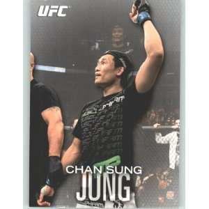 2012 Topps UFC Knockout / Ultimate Fighting Championship