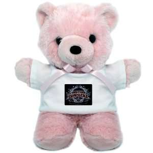 Teddy Bear Pink Genuine Cowgirl Love To Ride