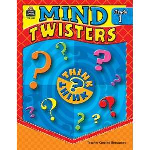 Pack TEACHER CREATED RESOURCES MIND TWISTERS GR 1