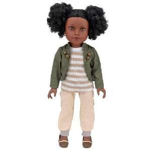 Journey Girls 18 inch Soft Bodied Doll   Taryn (Green Cropped Jacket