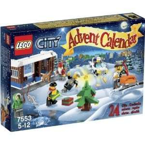 LEGO City Advent Calendar 7553 015000073732