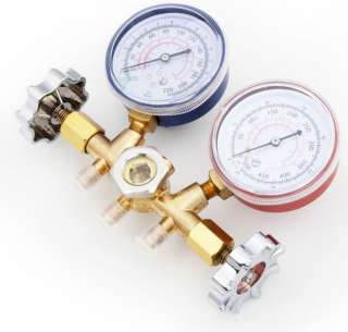 Refrigeration Air Conditioning Manifold Gauge