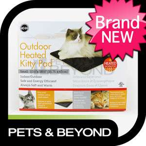 OUTDOOR INDOOR HEATED KITTY DOG/CAT/PET BED/PAD/MAT 3093