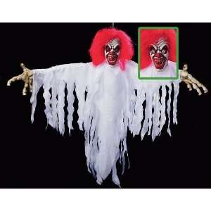 Eye Popper Animatronic Halloween Prop Clown Toys & Games