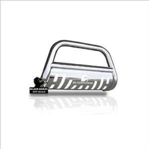 Black Horse Stainless Steel Bull Bar 98 04 Toyota Tacoma Automotive